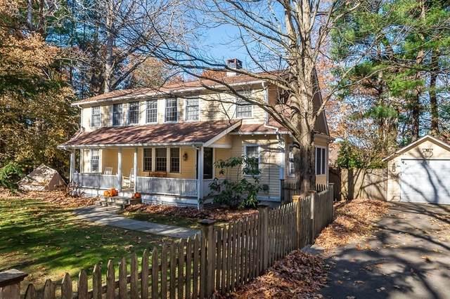 35 Dover Rd, Dover, MA 02030 (MLS #72756828) :: Cosmopolitan Real Estate Inc.