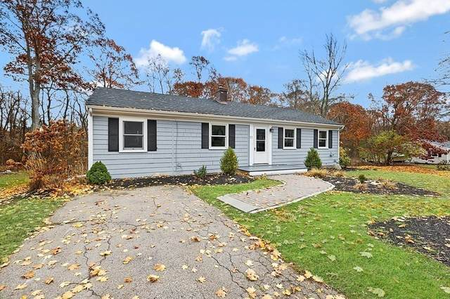 21 Eisenhower Lane, Scituate, MA 02066 (MLS #72756846) :: Cosmopolitan Real Estate Inc.