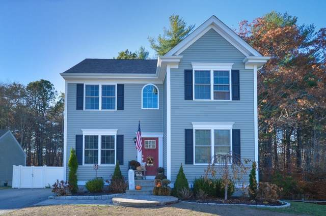 189 Tarkiln Pl, New Bedford, MA 02745 (MLS #72756896) :: Ponte Realty Group
