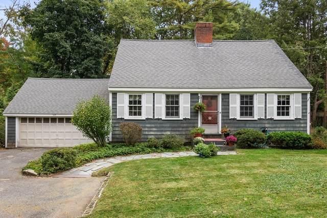 325 Merriam St, Weston, MA 02493 (MLS #72757013) :: Cheri Amour Real Estate Group