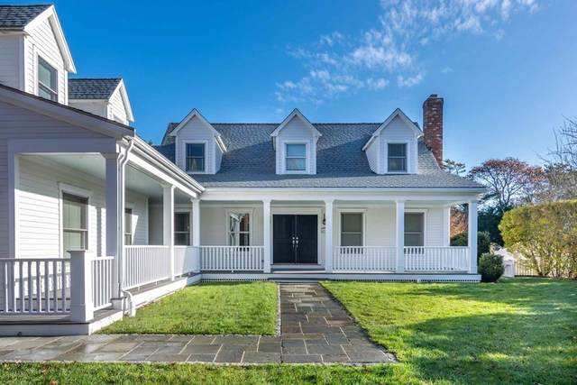 63 Norton Orchard Rd, Edgartown, MA 02539 (MLS #72757053) :: The Gillach Group