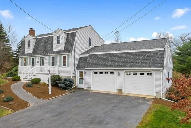 31 Heidenrich Drive, Tewksbury, MA 01876 (MLS #72757057) :: Kinlin Grover Real Estate