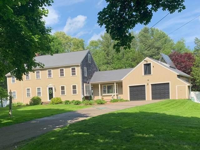 5 Robin Lane, Hingham, MA 02043 (MLS #72757094) :: Maloney Properties Real Estate Brokerage