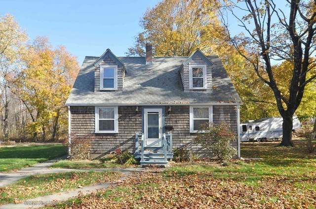 528 Fall River Ave, Seekonk, MA 02771 (MLS #72757117) :: Alex Parmenidez Group
