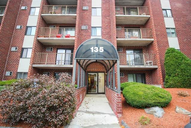 135 Franklin St #103, Stoneham, MA 02180 (MLS #72757152) :: Cosmopolitan Real Estate Inc.
