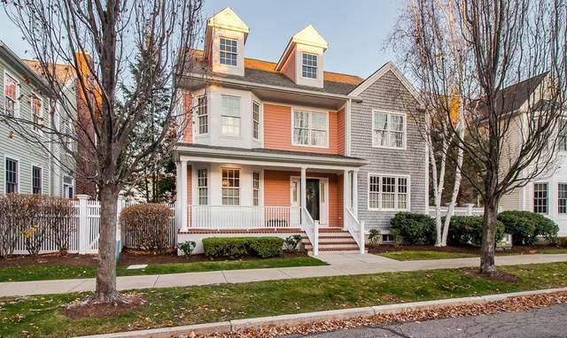 6 Preston Sq #6, Quincy, MA 02171 (MLS #72757250) :: Kinlin Grover Real Estate