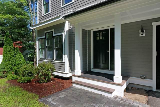 31 Gayland Road, Needham, MA 02492 (MLS #72757257) :: The Gillach Group