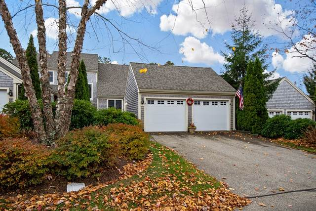 14 Latham Woods #14, Plymouth, MA 02360 (MLS #72757339) :: Maloney Properties Real Estate Brokerage