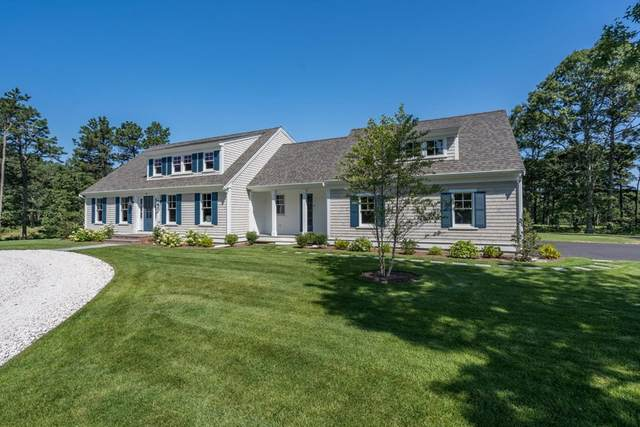 91 Deer Meadow, Chatham, MA 02633 (MLS #72757397) :: HergGroup Boston