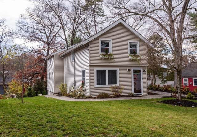 26 Dudley Road, Wayland, MA 01778 (MLS #72757506) :: Cheri Amour Real Estate Group