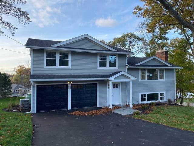 49 Thornberry Road, Winchester, MA 01890 (MLS #72757514) :: Westcott Properties