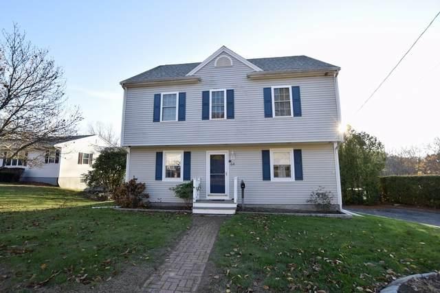 64 Railroad Ave, Taunton, MA 02780 (MLS #72757595) :: Kinlin Grover Real Estate