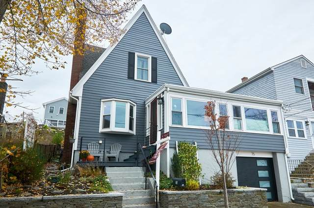 75 Bay View Avenue, Winthrop, MA 02152 (MLS #72757640) :: EXIT Cape Realty