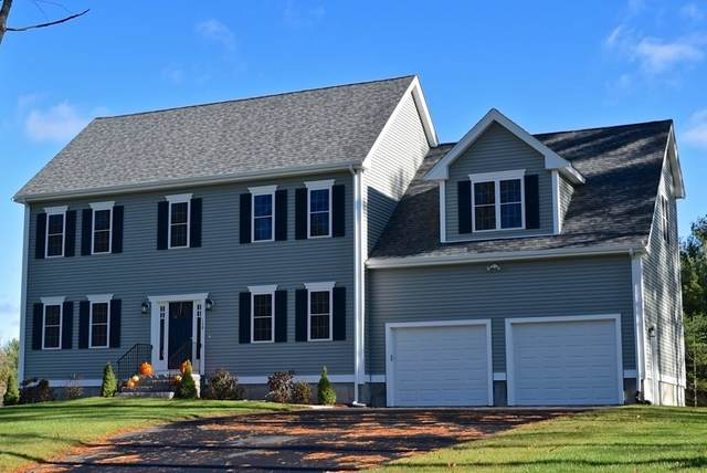 Lot 58/235 Forbes Rd., Rochester, MA 02770 (MLS #72757692) :: Exit Realty