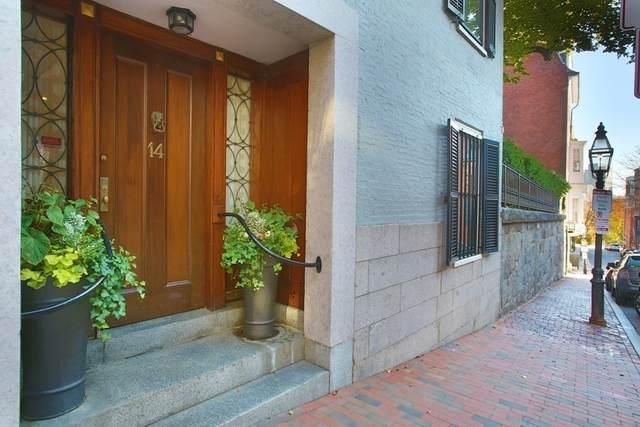 14 Walnut Street, Boston, MA 02108 (MLS #72757820) :: The Gillach Group