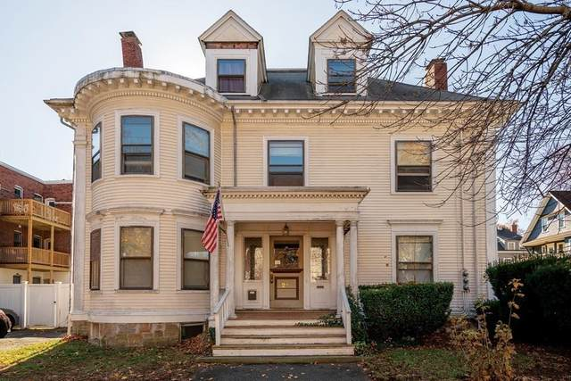 24 Auburn Street, Brookline, MA 02446 (MLS #72757885) :: Kinlin Grover Real Estate