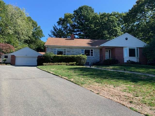 15 Ruane Circle, Newton, MA 02465 (MLS #72757951) :: The Gillach Group