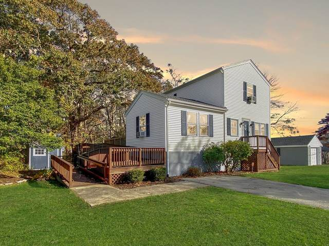 29 James St, Fairhaven, MA 02719 (MLS #72757961) :: Maloney Properties Real Estate Brokerage