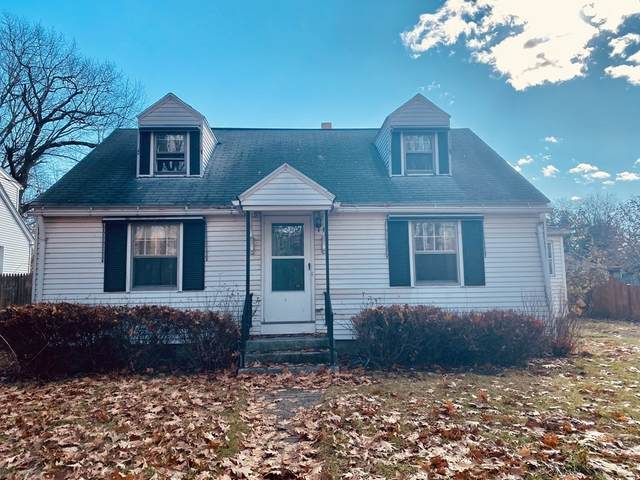 87 Weaver Rd, Springfield, MA 01107 (MLS #72757980) :: Exit Realty