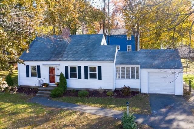 25 Mayflower Rd, Springfield, MA 01118 (MLS #72758005) :: Maloney Properties Real Estate Brokerage