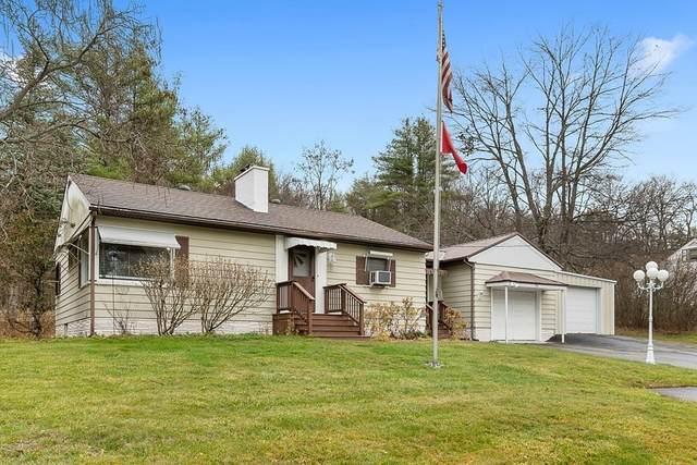 138 State Rd, Templeton, MA 01436 (MLS #72758024) :: Maloney Properties Real Estate Brokerage