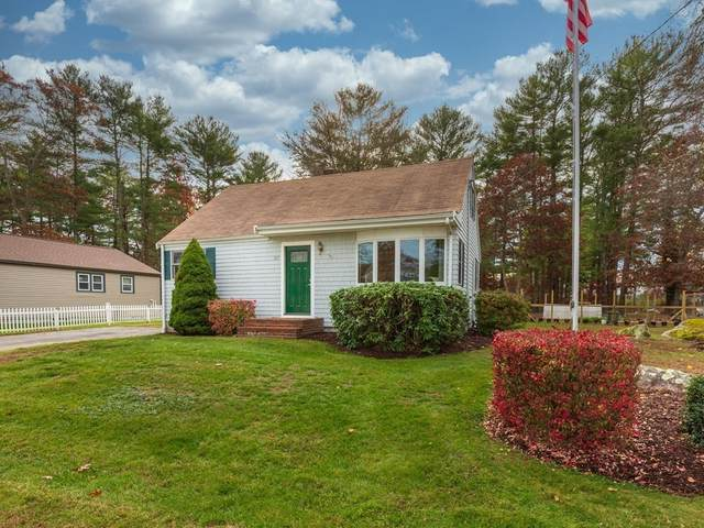 177 Cromesett Rd, Wareham, MA 02571 (MLS #72758051) :: Team Roso-RE/MAX Vantage