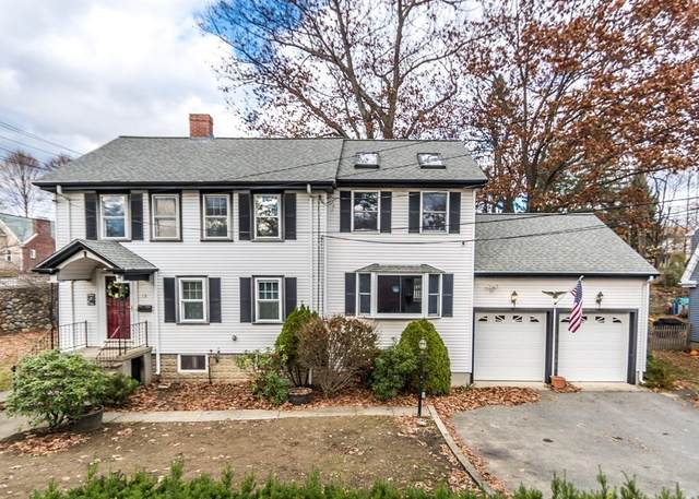 12 Waverley Oaks Road, Waltham, MA 02452 (MLS #72758062) :: Cheri Amour Real Estate Group