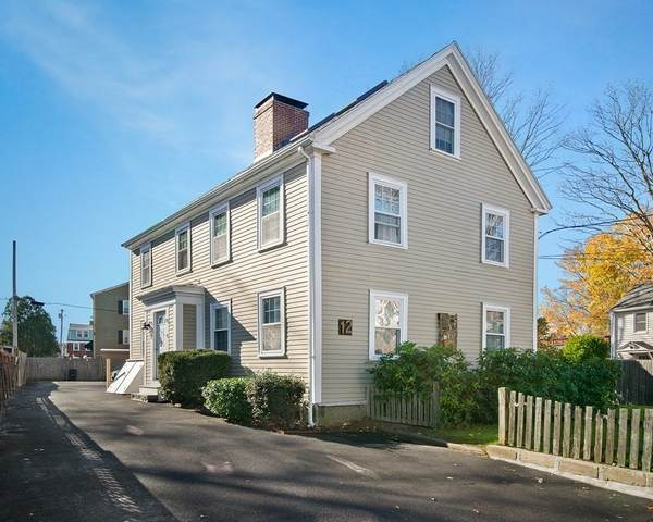 12 Fayette St #2, Beverly, MA 01915 (MLS #72758082) :: Exit Realty