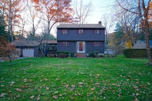 35 Ledgewood Dr., Danvers, MA 01923 (MLS #72758290) :: Exit Realty