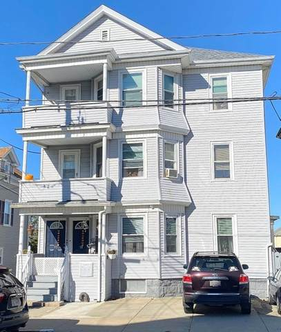 70- 72 Rockland St, Fall River, MA 02724 (MLS #72758292) :: Kinlin Grover Real Estate