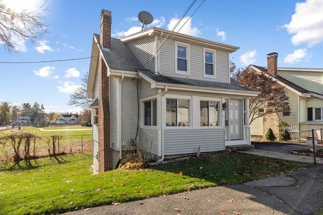 92 Connell St, Quincy, MA 02169 (MLS #72758330) :: Westcott Properties