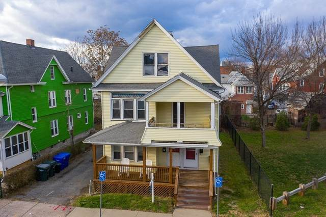36-38 Wendell Pl, Springfield, MA 01105 (MLS #72758364) :: Kinlin Grover Real Estate