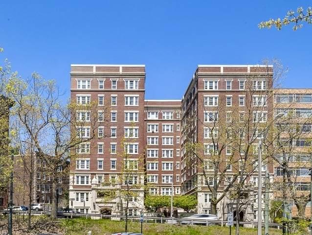 1454 Beacon #744, Brookline, MA 02446 (MLS #72758367) :: Conway Cityside