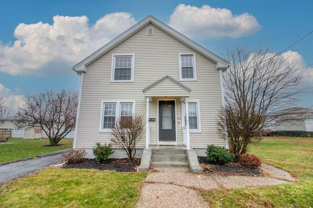 64 Kirkland Ave, Ludlow, MA 01056 (MLS #72758483) :: Exit Realty
