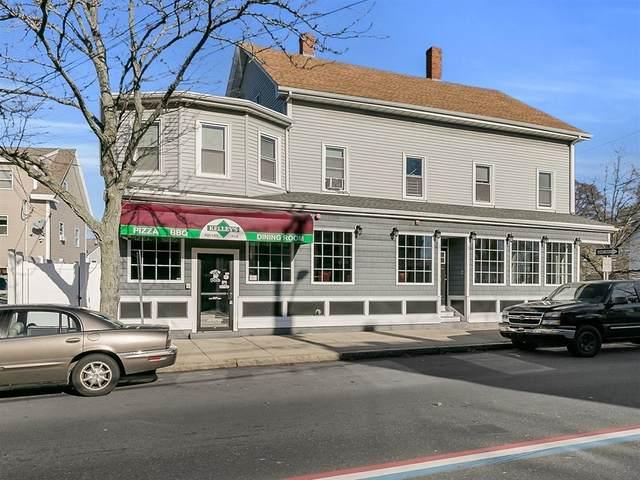 135 Washington Street, Peabody, MA 01960 (MLS #72758498) :: Exit Realty