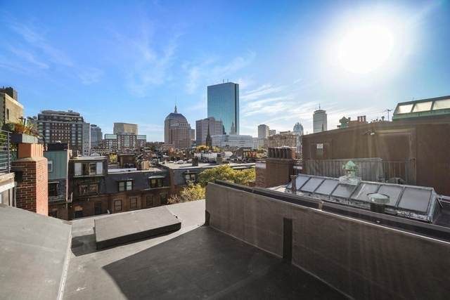 105 Beacon St #10, Boston, MA 02116 (MLS #72758541) :: Charlesgate Realty Group