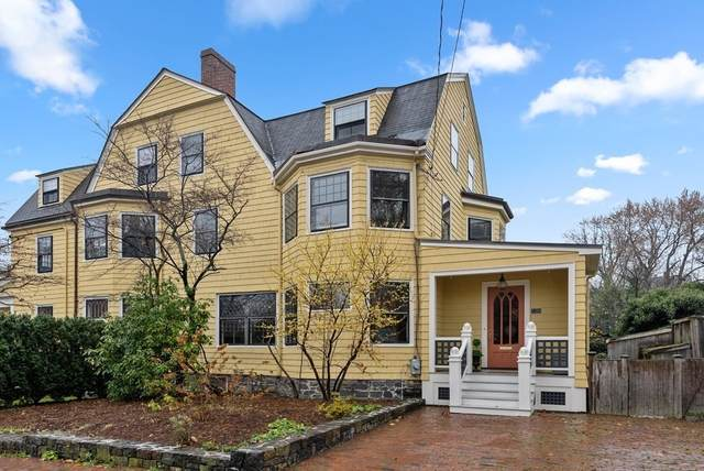 120 Avon Hill Street, Cambridge, MA 02140 (MLS #72758561) :: Ponte Realty Group
