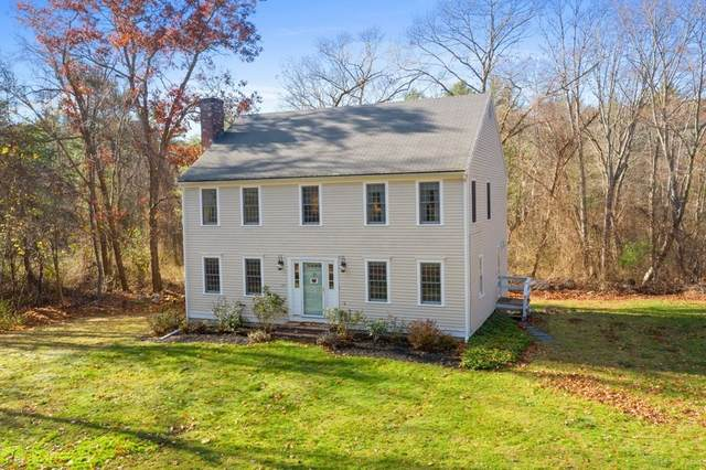 154 Booth Hill Road, Scituate, MA 02066 (MLS #72758564) :: Cosmopolitan Real Estate Inc.
