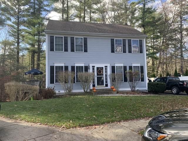 11 Erin Ct, New Bedford, MA 02745 (MLS #72758643) :: RE/MAX Vantage