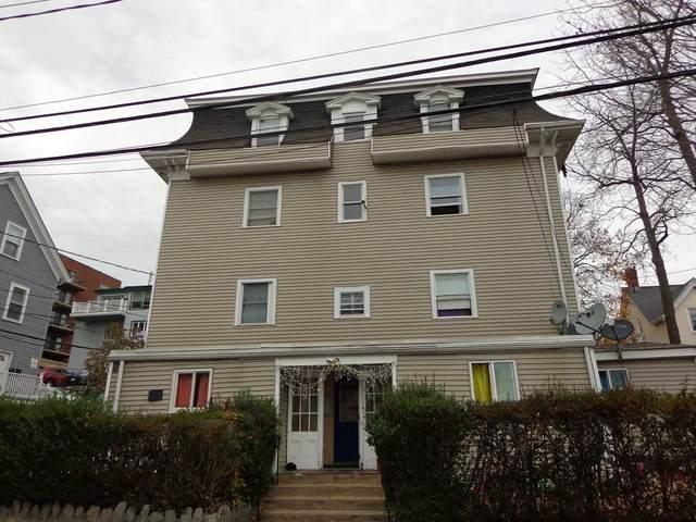 45 Tudor  Street #6, Lynn, MA 01902 (MLS #72758658) :: RE/MAX Vantage