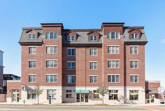 116 Rantoul St #506, Beverly, MA 01915 (MLS #72758733) :: Exit Realty