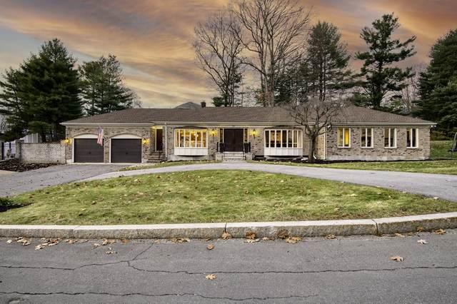 1 Windsong Ln, Winchester, MA 01890 (MLS #72758770) :: Westcott Properties