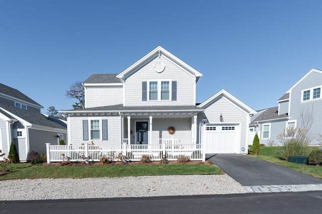 56 Cottage Lane, Mashpee, MA 02649 (MLS #72758791) :: The Seyboth Team