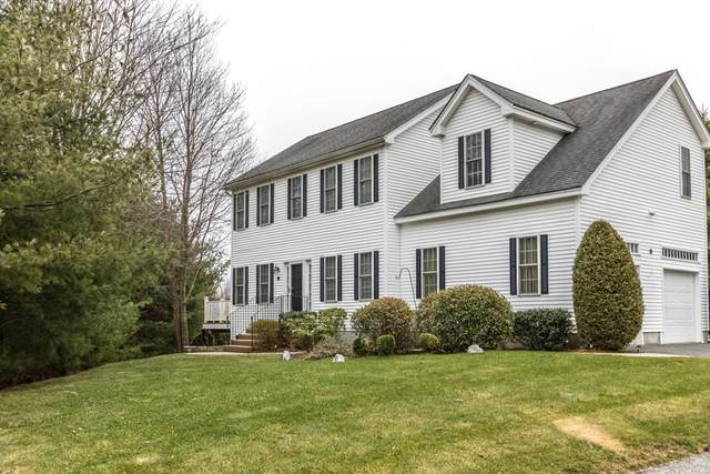 6 Queen Of Roses Lane #101, Uxbridge, MA 01569 (MLS #72758795) :: Cosmopolitan Real Estate Inc.