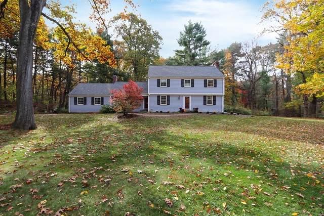 84 Harrington Ridge Rd., Sherborn, MA 01770 (MLS #72758800) :: Cosmopolitan Real Estate Inc.