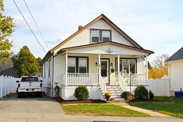 479 Main Street, Fairhaven, MA 02719 (MLS #72758832) :: Trust Realty One