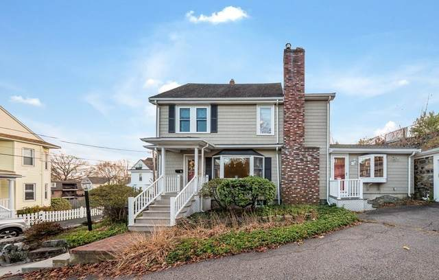 6 Franklin Ter, Melrose, MA 02176 (MLS #72758853) :: Boylston Realty Group