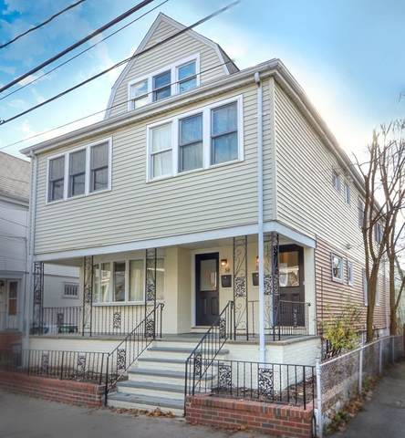 52 Whitman Street #52, Somerville, MA 02144 (MLS #72758867) :: Boylston Realty Group