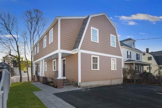4 Woodside St #4, Salem, MA 01970 (MLS #72758893) :: Exit Realty