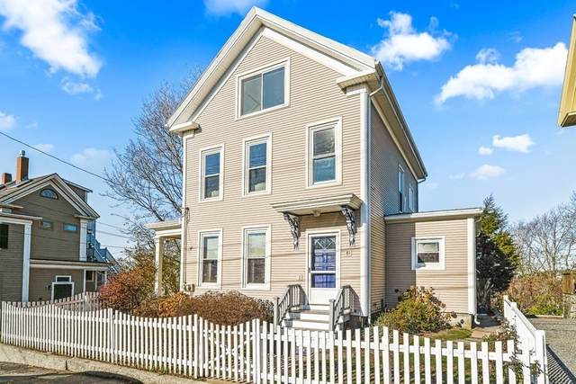 81 Mount Pleasant Ave #2, Gloucester, MA 01930 (MLS #72759007) :: Maloney Properties Real Estate Brokerage